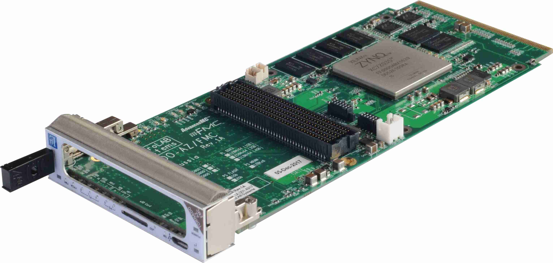TORNADO-AZx/FMC (TAZx/FMC) AMC Modules with Zynq FPGA and